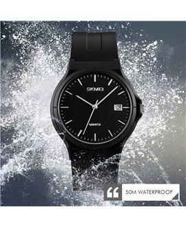 Ρολόι χειρός γυναικείο SKMEI 1449 BLACK