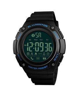 Ρολόι με βηματομετρητή χειρός ανδρικό SKMEI 1347 BLUE
