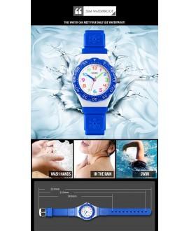 Ρολόι χειρός παιδικό SKMEI 1483 BLUE