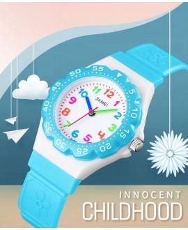 Ρολόι χειρός παιδικό SKMEI 1483 LIGHT BLUE