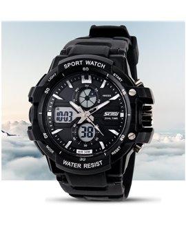 Αθλητικό ρολόι χειρός παιδικό SKMEI 1012 BLACK