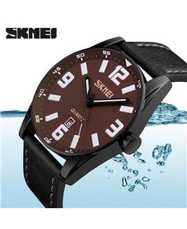 Ρολόι χειρός ανδρικό SKMEI 9137 COFFE