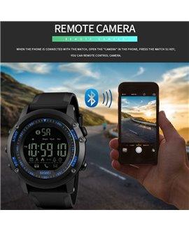 Ρολόι με βηματομετρητή χειρός ανδρικό SKMEI 1321 BLUE
