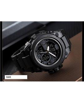 Αθλητικό ρολόι χειρός ανδρικό SKMEI 1452 BLACK