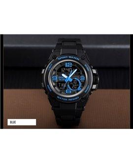 Αθλητικό ρολόι χειρός ανδρικό SKMEI 1452 BLUE