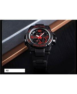 Αθλητικό ρολόι χειρός ανδρικό SKMEI 1452 RED