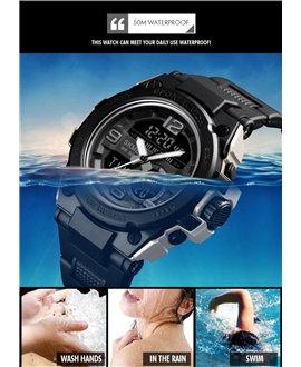 Αθλητικό ρολόι χειρός ανδρικό SKMEI 1452 APRICOT