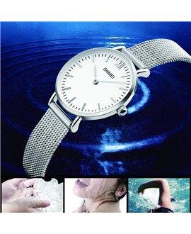 Ρολόι χειρός γυναικείο SKMEI 1185 SILVER