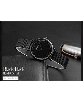 Ρολόι χειρός γυναικείο SKMEI 1185 BLACK