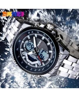 Ρολόι χειρός ανδρικό SKMEI 0993 BLACK