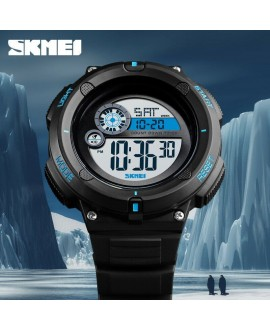 Αθλητικό ρολόι χειρός ανδρικό SKMEI 1481 BLUE