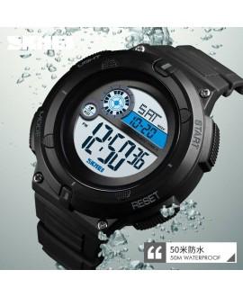 Αθλητικό ρολόι χειρός ανδρικό SKMEI 1481 BLACK