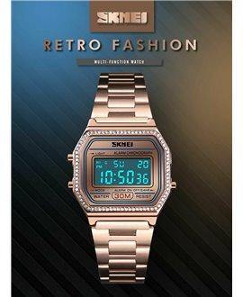 Ρολόι χειρός γυναικείο SKMEI 1474 ROSE GOLD