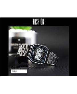 Ρολόι χειρός γυναικείο SKMEI 1474 BLACK