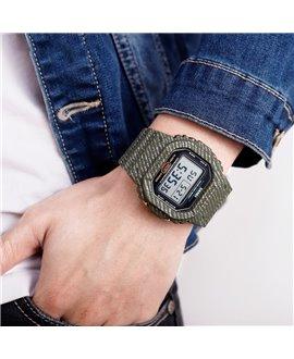 Ρολόι χειρός ανδρικό SKMEI 1471 ARMY GREEN