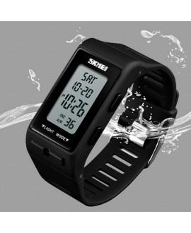 Ρολόι χειρός unisex SKMEI 1362 BLACK