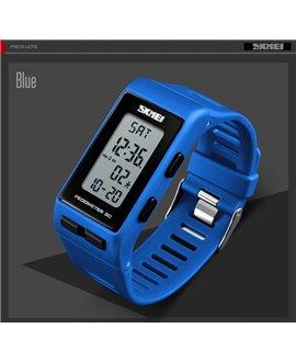 Ρολόι χειρός unisex SKMEI 1362 BLUE