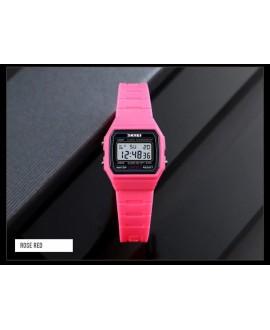 Αθλητικό ρολόι χειρός παιδικό SKMEI 1460 ROSE RED