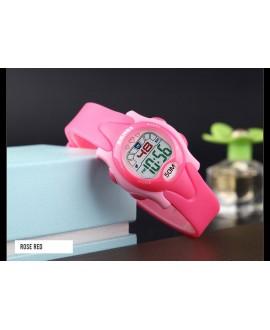 Αθλητικό ρολόι χειρός παιδικό SKMEI 1478 ROSE RED