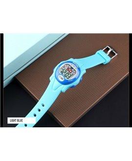 Αθλητικό ρολόι χειρός παιδικό SKMEI 1478 LIGHT BLUE