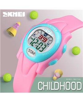 Αθλητικό ρολόι χειρός παιδικό SKMEI 1478 PINK