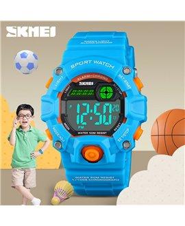 Αθλητικό ρολόι χειρός παιδικό SKMEI 1484 BLUE