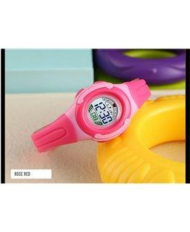 Αθλητικό ρολόι χειρός παιδικό SKMEI 1479 ROSE RED
