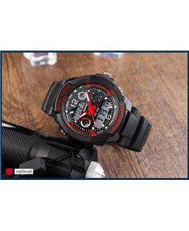 Ρολόι αθλητικό αδιάβροχο παιδικό SKMEI 1060 RED