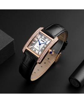 Ρολόι χειρός γυναικείο SKMEI 1281 GOLD/BLACK
