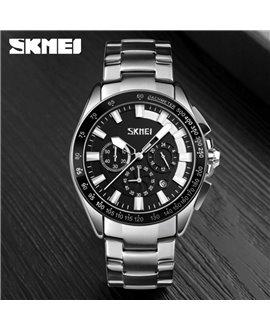 Ρολόι χειρός ανδρικό SKMEI 9167 BLACK