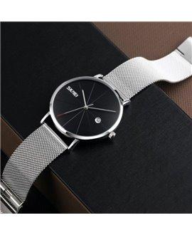 Ρολόι χειρός ανδρικό SKMEI 9183 SILVER/BLACK