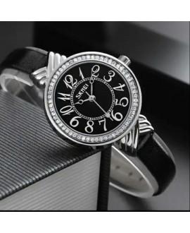 Ρολόι χειρός γυναικείο SKMEI 9162 BLACK