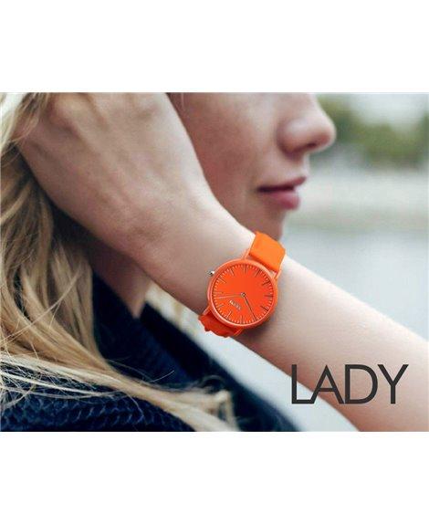 Ρολόι χειρός γυναικείο SKMEI 9179 ORANGE
