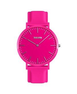 Ρολόι χειρός γυναικείο SKMEI 9179 ROSE RED