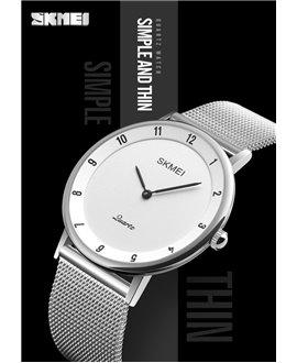 Ρολόι χειρός ανδρικό SKMEI 1264 WHITE BLACK