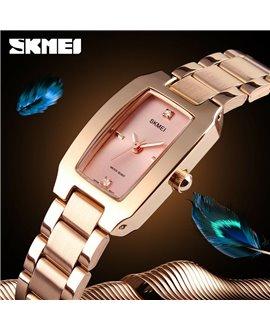 Ρολόι χειρός γυναικείο SKMEI 1400 ROSE GOLD