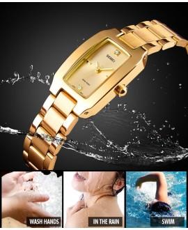 Ρολόι χειρός γυναικείο SKMEI 1400 GOLD