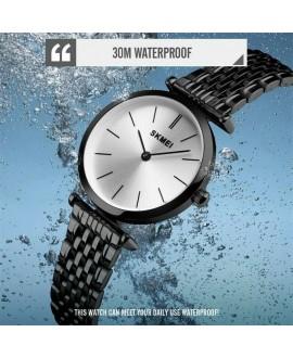 Ρολόι χειρός γυναικείο SKMEI 1458 BLACK
