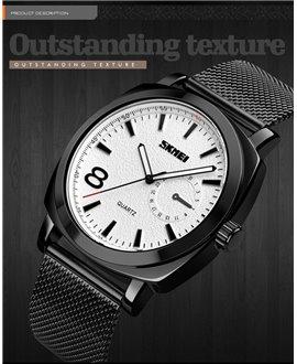 Ρολόι χειρός ανδρικό SKMEI 1466 BLACK