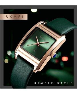Ρολόι χειρός γυναικείο SKMEI 1432 GREEN