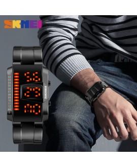 Ρολόι χειρός ανδρικό SKMEI 1179 BLACK