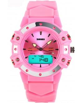 Αθλητικό ρολόι χειρός SKMEI 0821 ROSE RED