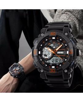 Αθλητικό ρολόι χειρός ανδρικό SKMEI 1228 ORANGE