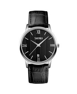 Ρολόι χειρός γυναικείο SKMEI 9130 SILVER/BLACK LADY