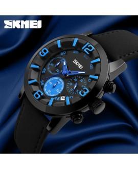 Ρολόι χειρός ανδρικό SKMEI 9147 BLUE/BLACK