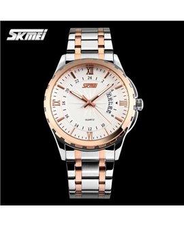 Ρολόι χειρός ανδρικό SKMEI 9069 ROSE GOLD