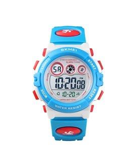 Ρολόι χειρός παιδικό SKMEI 1451 WHITE BLUE