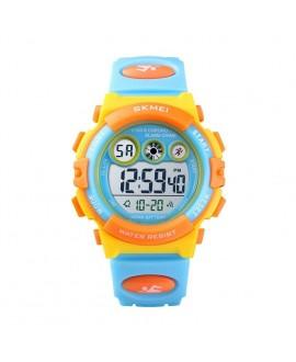 Ρολόι χειρός παιδικό SKMEI 1451 YELLOW BLUE