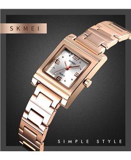 Ρολόι χειρός γυναικείο SKMEI 1388 ROSE GOLD