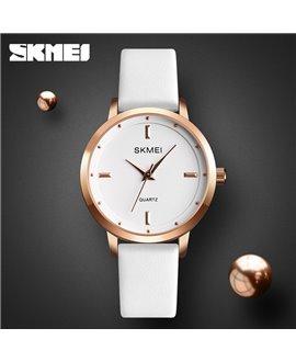 Ρολόι χειρός γυναικείο SKMEI 1457 WHITE